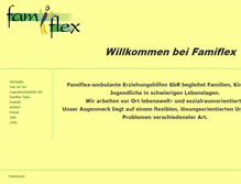 Tablet Preview of famiflex.de